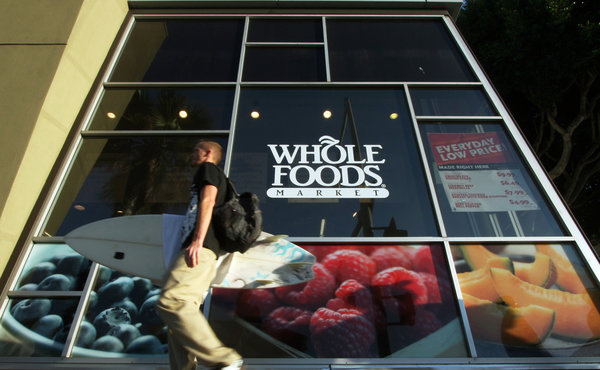 Whole Foods to Require Labels on Genetically Modified Food - NYTimes.com