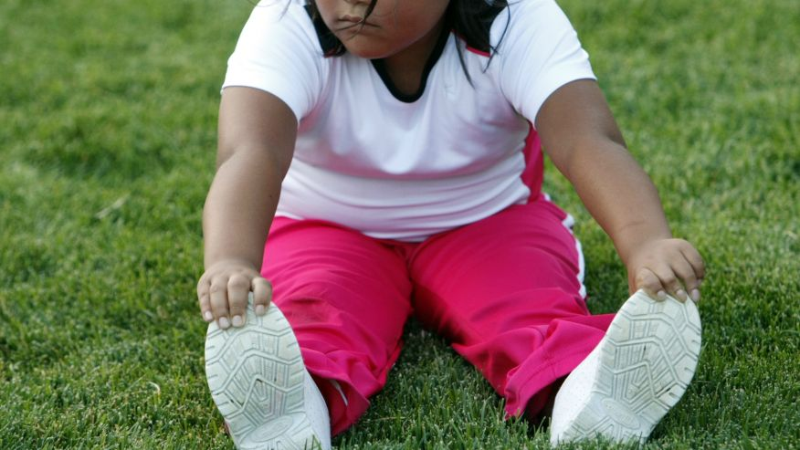 Obese preschoolers already show signs of health problems | Fox News
