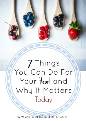 7 things you can do for your heart health